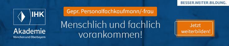 IHK Akademie Personalfachkaufmann/kauffrau