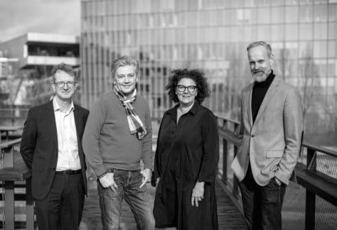 Die Silos fallen – Round Table – Raoul Fischer, Detlev Brechtel, Christa Stienen, Tobias Grewe