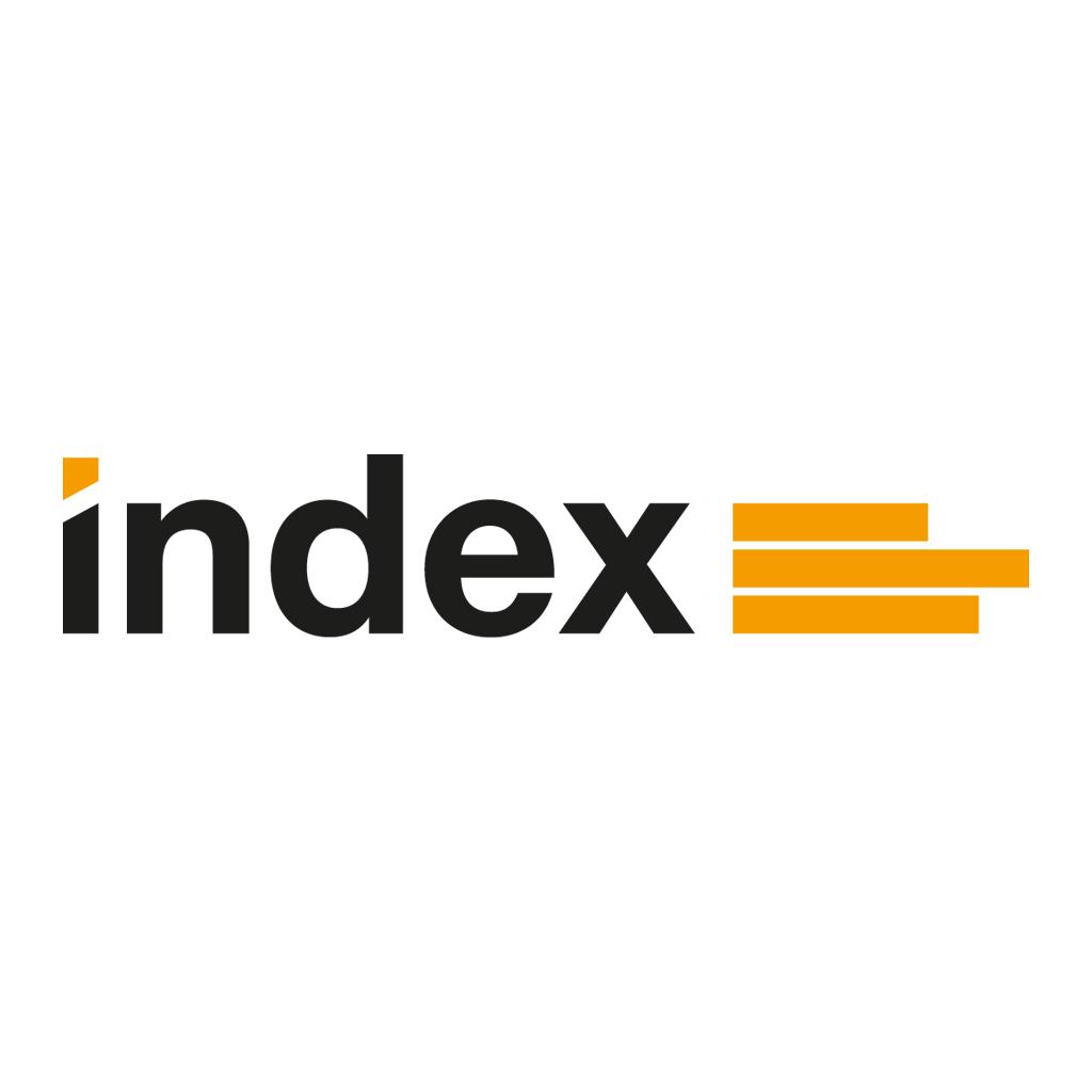 Logo der index Gruppe